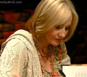 jk rowling pictures