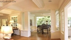 mark zuckerberg house inside pics