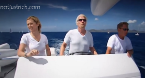 richard branson necker belle catamaran