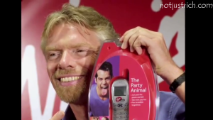richard branson virgin mobile