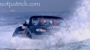 richard branson water car Gibbs Aquada