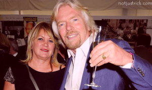 richard branson wife kristen tomassi