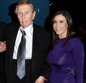 sumner redstone girlfriend syndney holland
