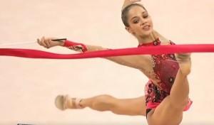 Alina Kabayeva gymnast
