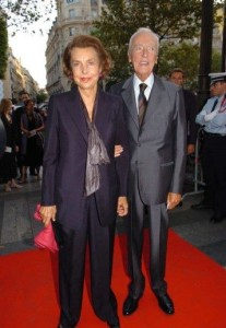 André Bettencourt Lillian Bettencourt husband