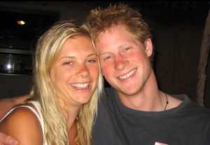 Prince Harry girlfriend Chelsy Davy