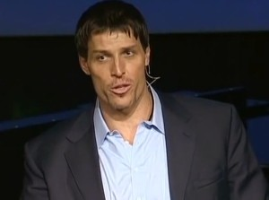 anthony robbins latest