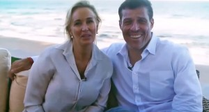 anthony robbins wife Sage Robbins