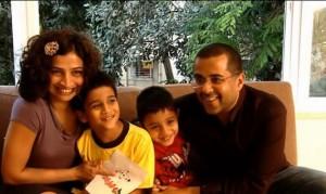 chetan bhagat wife children