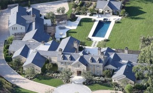 kanye west house pictures