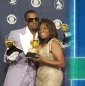 kanye west mother DONDA WEST