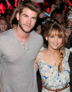 liam hemsworth Jeniffer Lawrence girlfriend