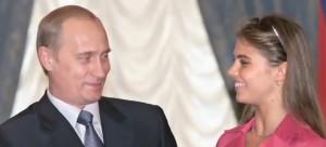 vladimir putin girlfriend Alina Kabayeva