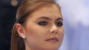 vladimir putin girlfriend gymnast Alina Kabayeva