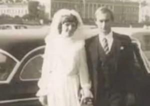 vladimir putin marriage picture