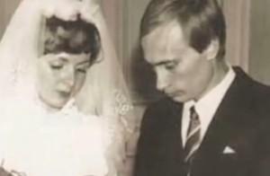 vladimir putin wedding photo