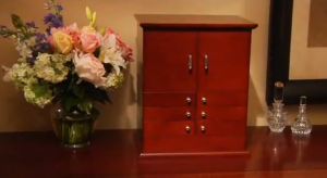 Lori Greiner Jewelry Box Safekeeper