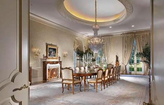 Etonnant Lakshmi Mittal Home Interiors Lakshmi Mittal Home Lakshmi Mittal House ...