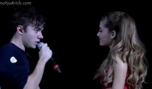 Ariana Grande boyfriend Nathan Sykes