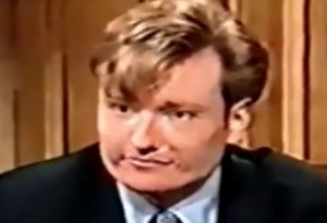 Conan O'Brien young