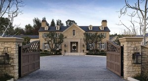 Kim Kardashian home pictures