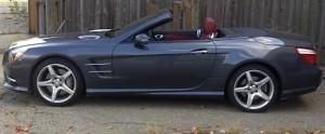 Manny Pacquiao car Mercedes-Benz SL550