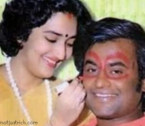 Rajinikanth wife Latha Rangachari