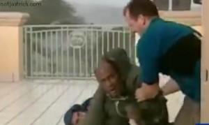 al roker falling down hurricane