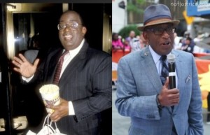 al roker weight loss before and after