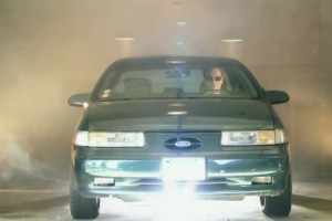 conan o' brien car '92 Ford Taurus SHO