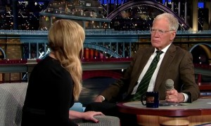 david letterman late night show
