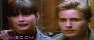 with Emilio Estevez