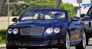 jennifer lopez car collection