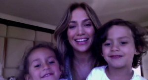 jennifer lopez children pictures