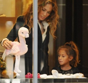 jennifer lopez daughter