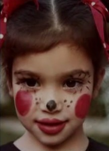 kim kardashian childhood pictures 2