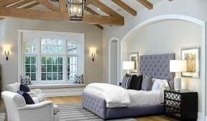 kim kardashian house bedroom