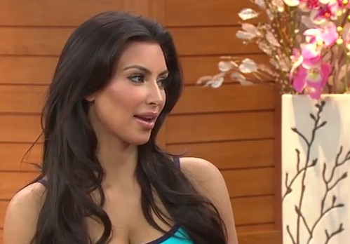 Kim Kardashian Vivid Video