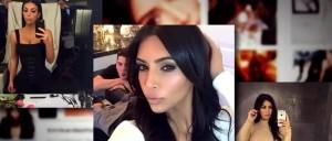kim kardashian selfies