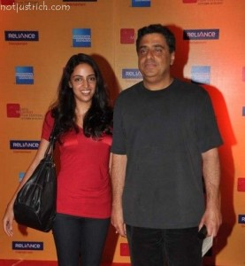 ronnie screwvala daughter trishya photo