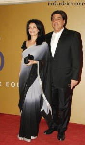 ronnie screwvala wife zarina mehta