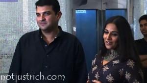 siddharth roy kapoor wife vidya balan