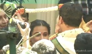 siddharth roy kapur vidya balan wedding photo