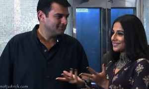 siddharth roy kapur wife vidya balan
