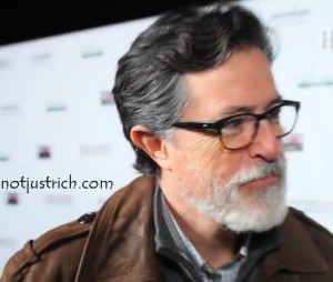 stephen colbert beard