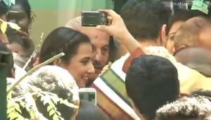 vidya balan wedding picture