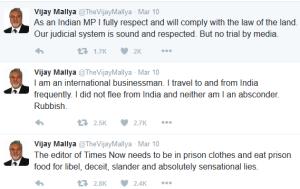 vijay mallya twitter
