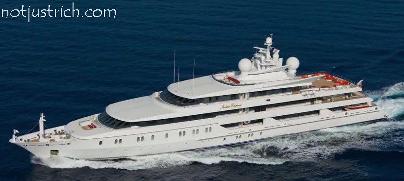 Vijay Mallya Yacht Part 43