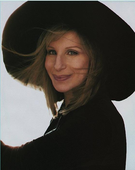 Barbra Streisand latest photo