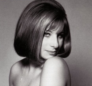 Barbra Streisand young